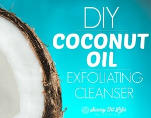 Oil Cleansing Method: Coconut Oil Cleanser