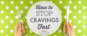 Stop Cravings and Binge Eating