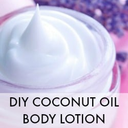Natural Health Blog Real Food Recipes Natural Remedies - DIY Coconut Oil Body Lotion