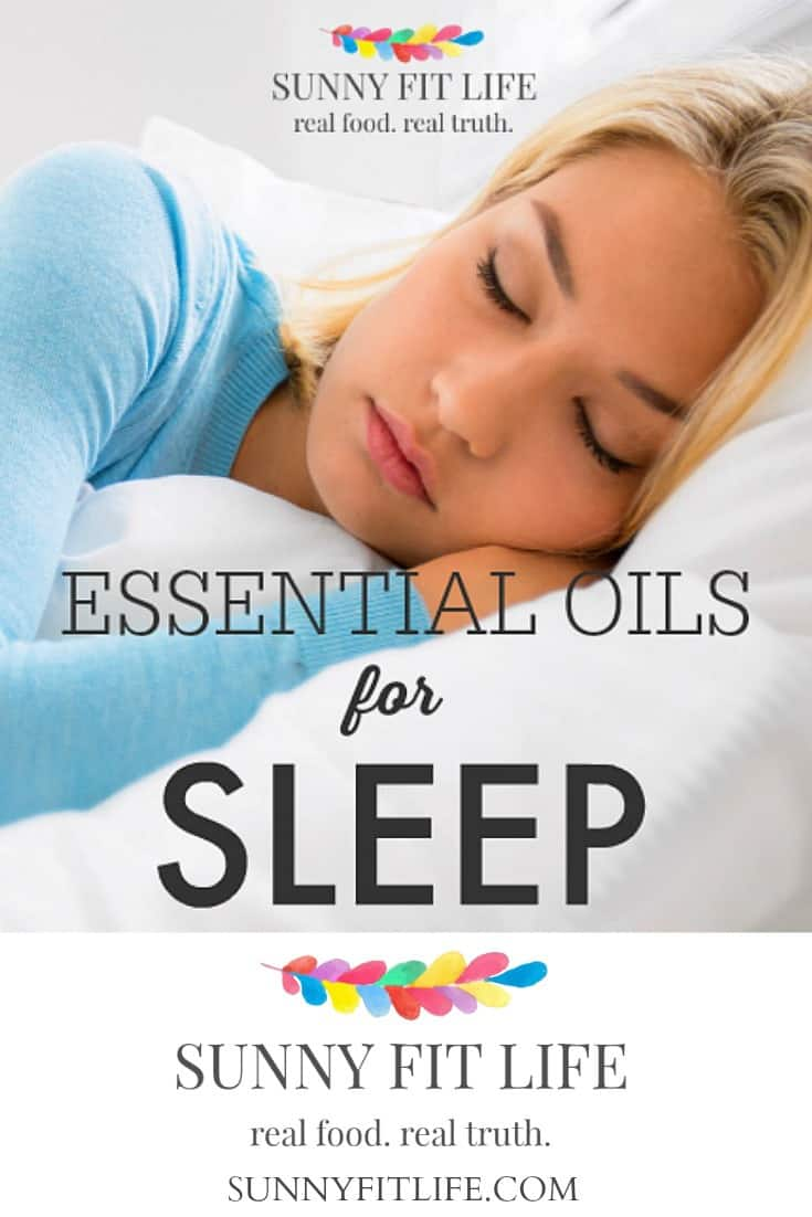 Essential Oils for Sleep - Insomnia Natural Remedy