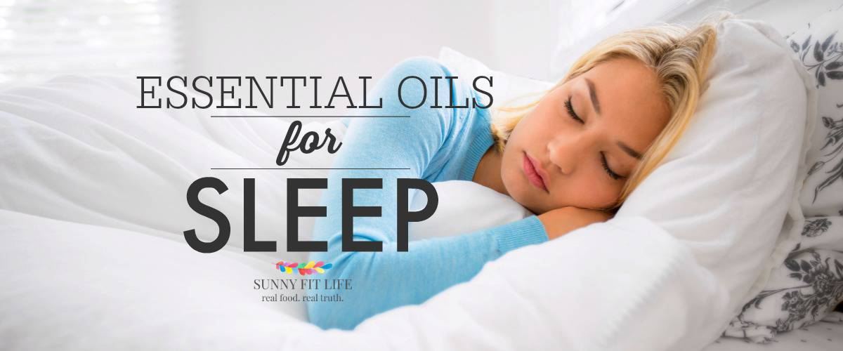 Essential Oils for Sleep - Natural Remedy